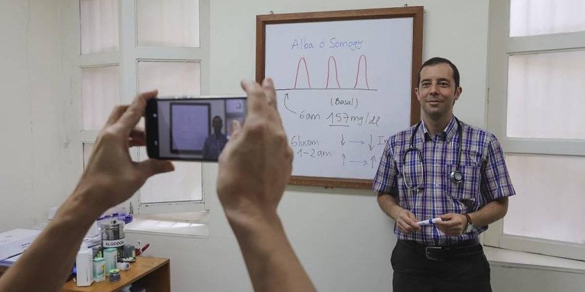 Carlos Alfonso Builes, el endocrinólogo que ahora es instagramer