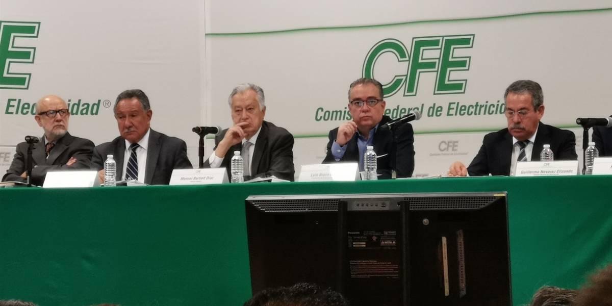 México no está al borde de apagones e insuficiencia eléctrica: CFE