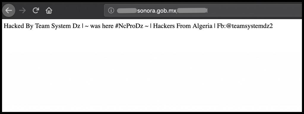 México hackers