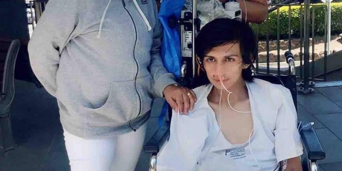Joven contrajo grave enfermedad desconocida en Australia y regresó a Colombia