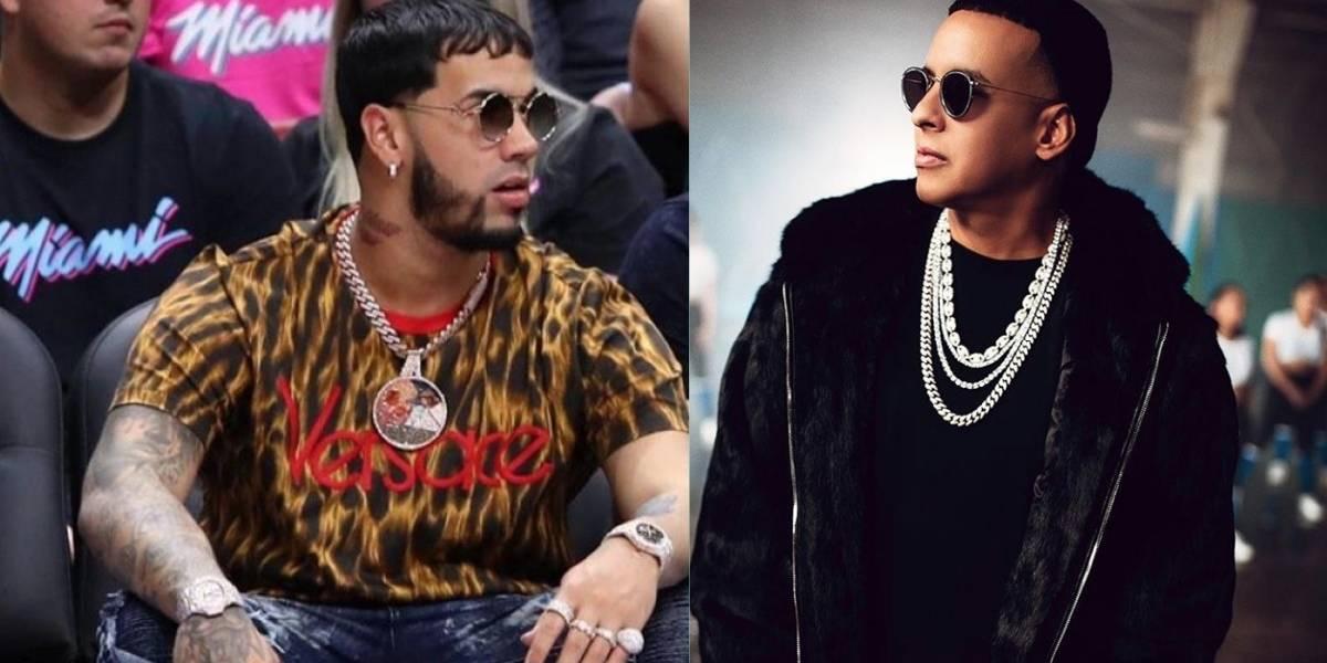 Daddy Yankee, en problemas por Anuel AA