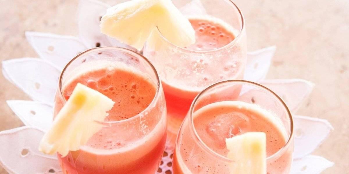 Detox de maçã e mamão para melhorar a digestão e perder peso com saúde