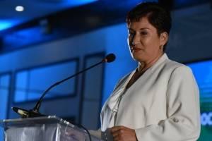Discusión sobre la candidatura de Thelma Aldana llegó a la CC. Foto: AFP