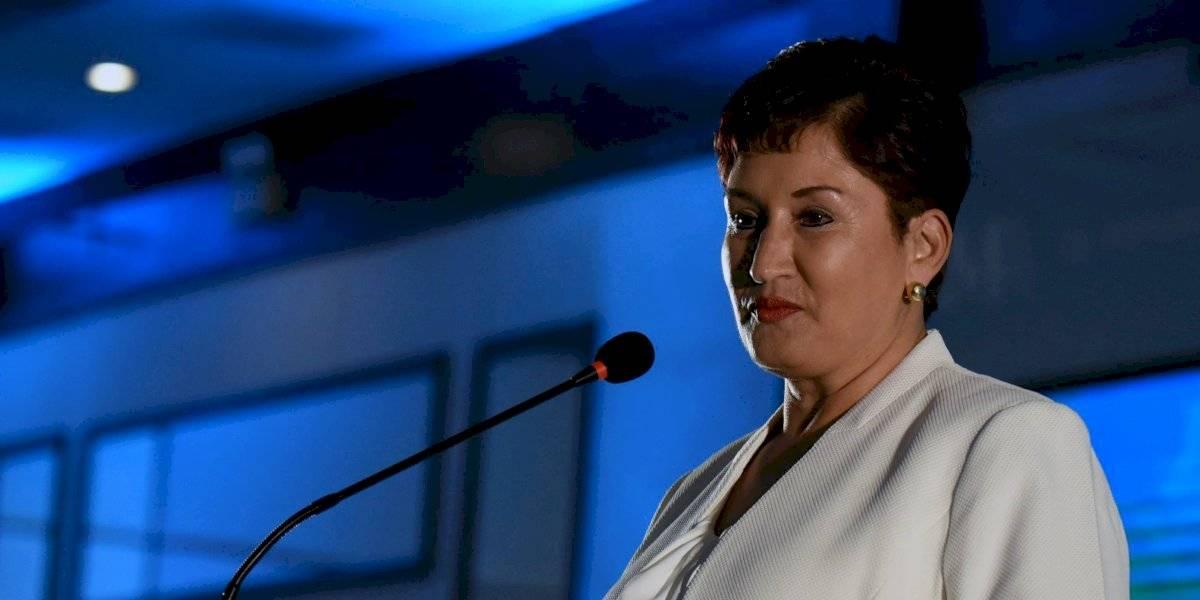 Thelma Aldana pide a la CC que se le permita conocer investigación