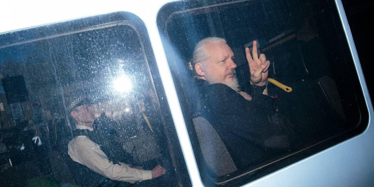 Gobierno británico confirmó a Lenín Moreno que Assange no sería extraditado a un país con pena de muerte