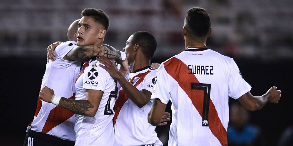 River Plate goleó a Alianza y complicó el sueño de Palestino en la Libertadores