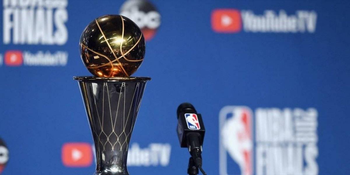 Comienza la batalla por el título: Así quedaron las llaves de playoffs de la NBA