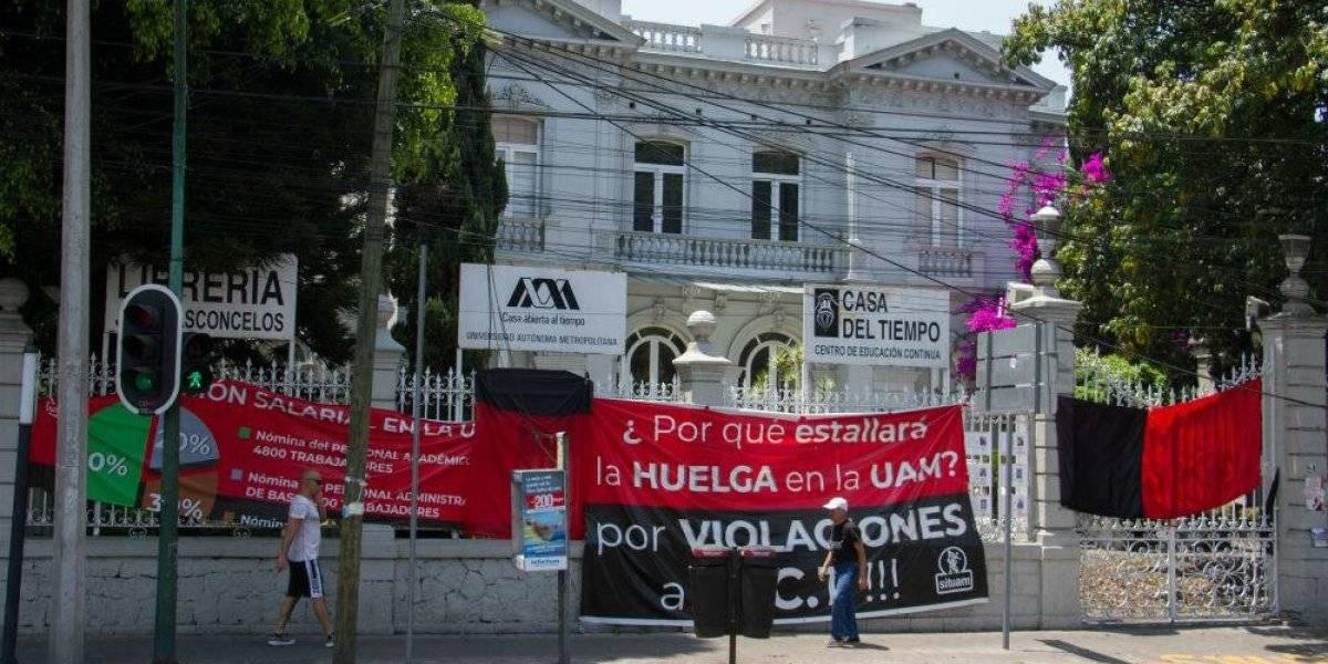 Académicos de la UAM piden consulta para definir futuro de la huelga
