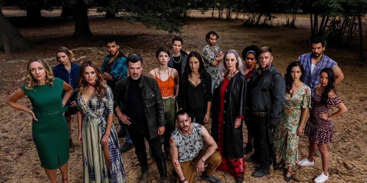 """Los actores de """"Pacto de sangre"""" que también estarán en """"Río Oscuro"""""""