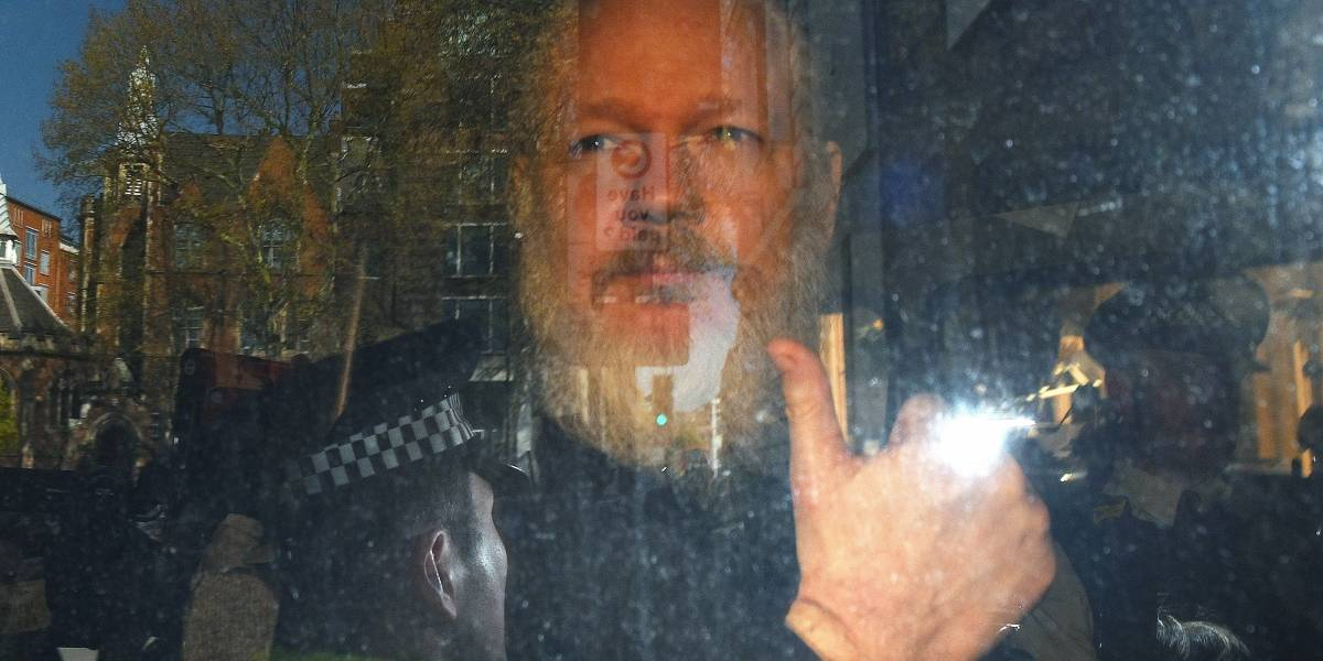 La posible condena en EE.UU. a la que se enfrenta Julian Assange