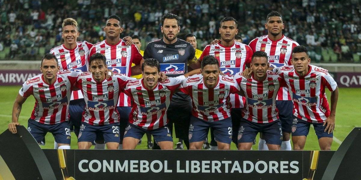 La absurda decisión de Conmebol a la que atribuyen eliminación del Junior en Libertadores
