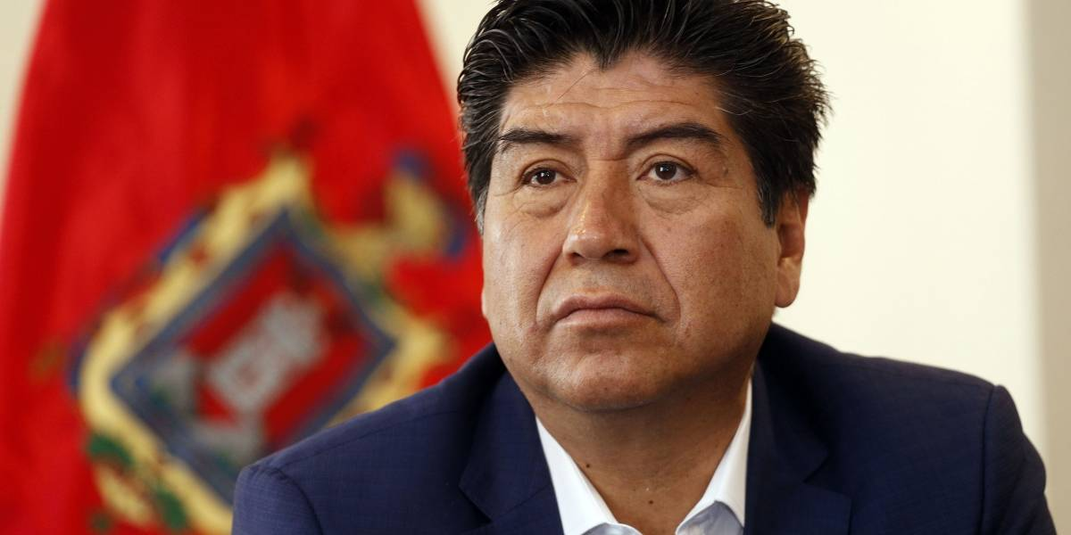 Jorge Yunda planea extender el Metro de Quito hasta La Ofelia