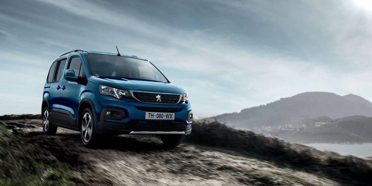 Llega la Rifter, el multipropósito off road de Peugeot