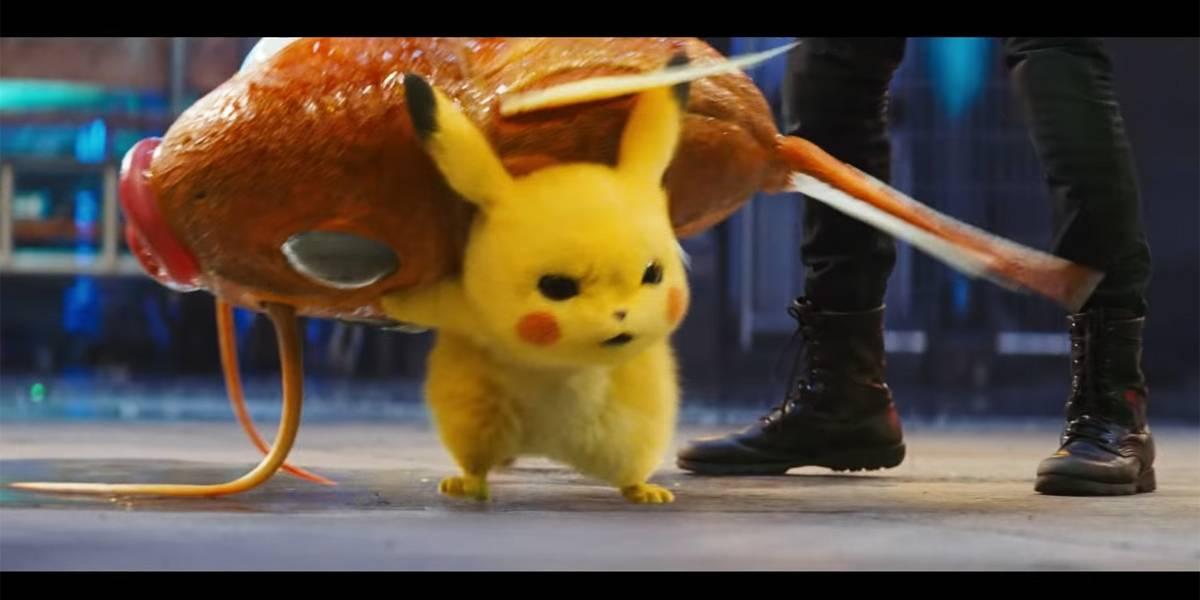 'Detetive Pikachu' ganha vídeo com pokémons ensaiando para o filme; assista