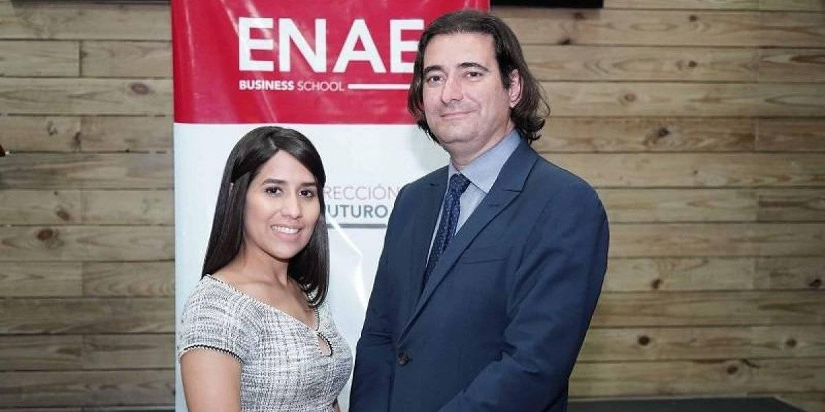 #TeVimosEn: ENAE Business School muestra oferta académica y programa de becas