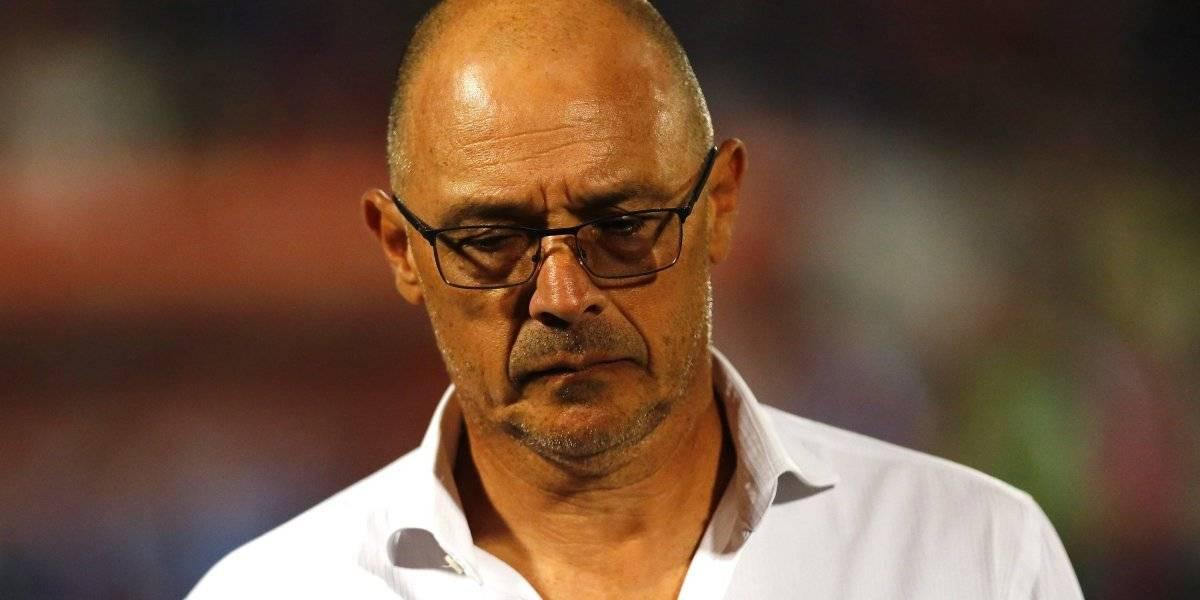 Arias sigue sufriendo con las lesiones y perdería a dos titulares de la U para el Clásico Universitario