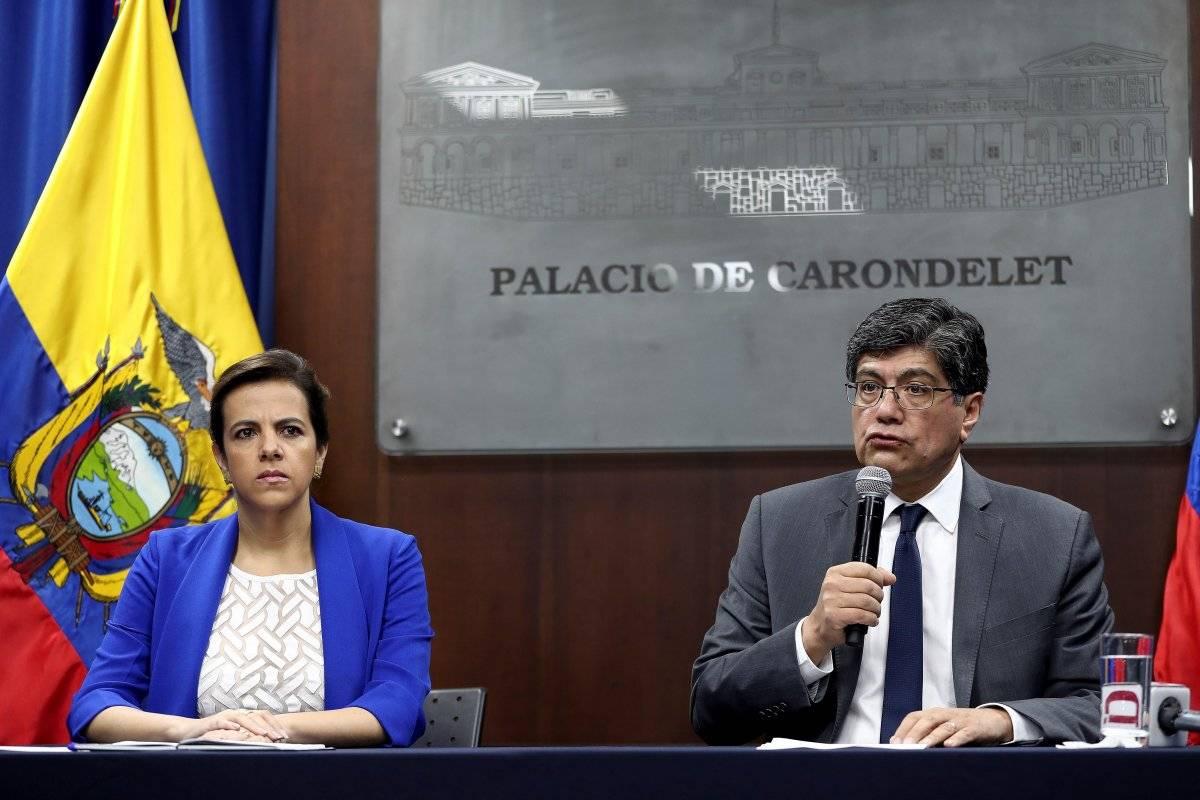Rafael Correa reacciona tras la captura de Julian Assange
