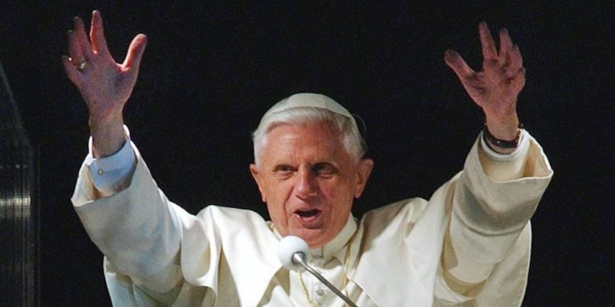 Retirado papa Benedicto XVI habla de crisis de abusos