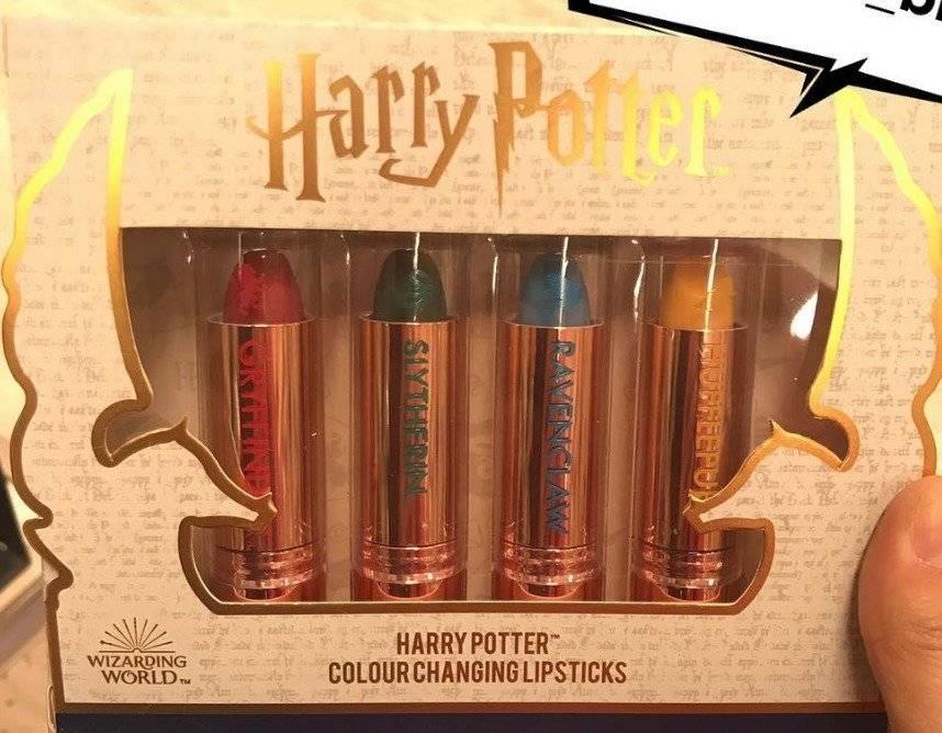 labiales Harry Potter