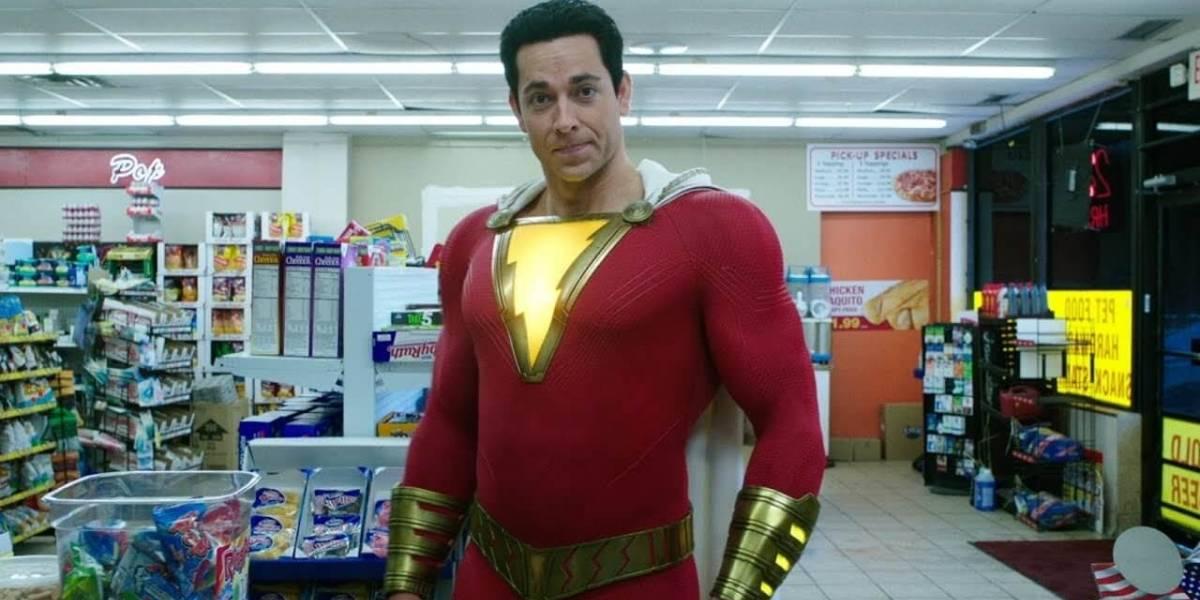 "VIDEO. Zachary Levi, protagonista de ""Shazam!"" sorprende al hablar chapinismos"