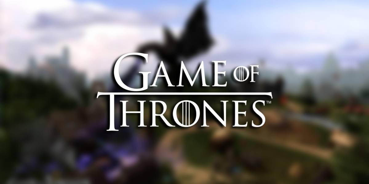 Conoce los videojuegos basados en el universo de Game of Thrones