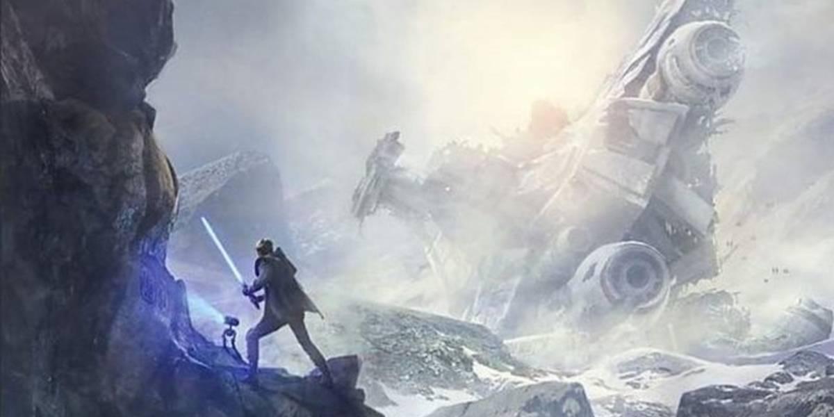 Se filtra póster de Star Wars Jedi: Fallen Order