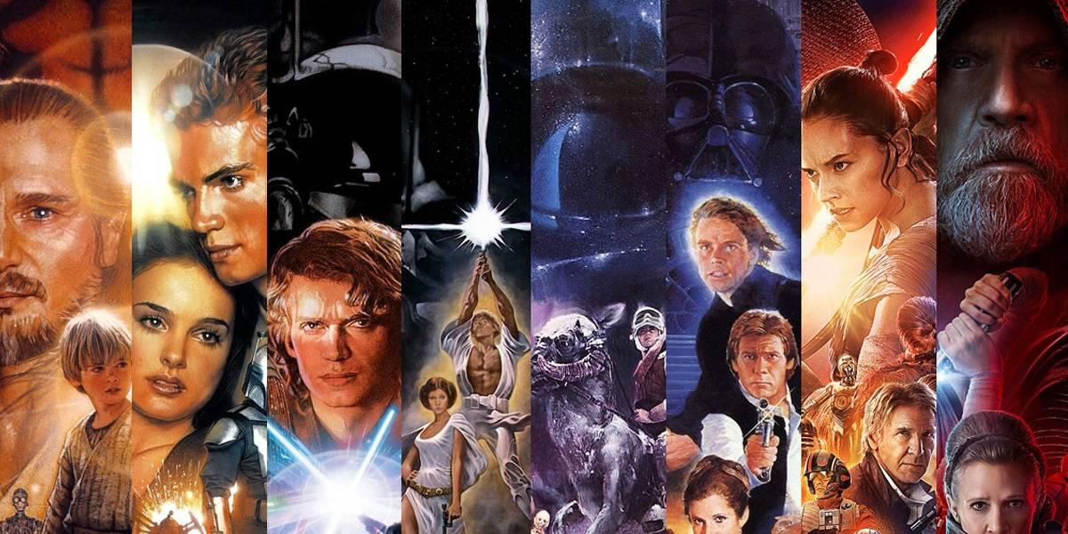 Star Wars prepara brutal caja con los 9 Episodios en Blu-ray 4K