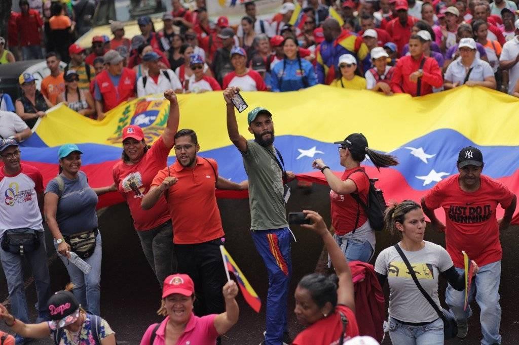 EEUU anuncia sanciones contra empresas y barcos vinculados a Venezuela