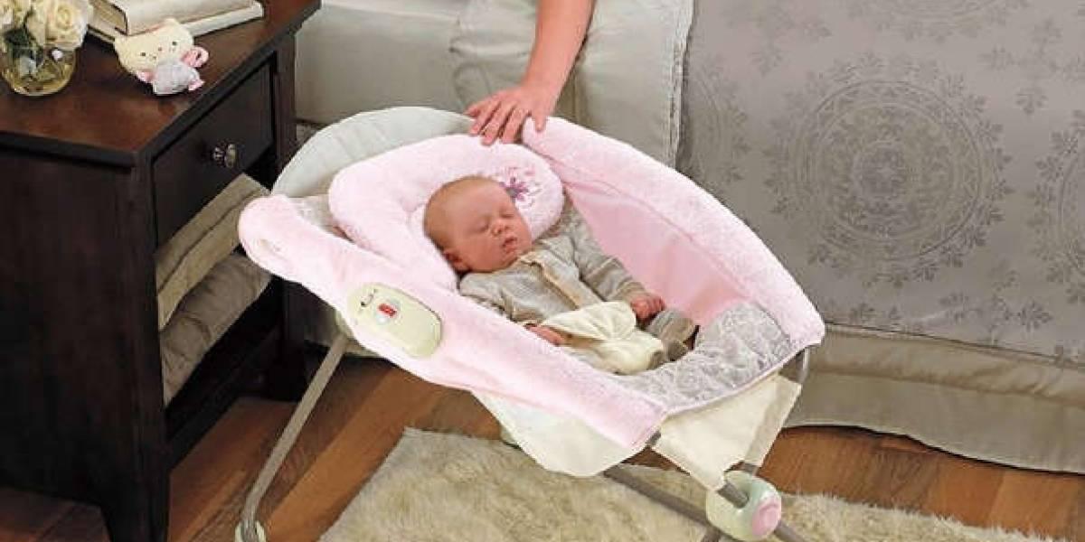 Fisher-Price retira mecedora tras muerte de 30 bebés