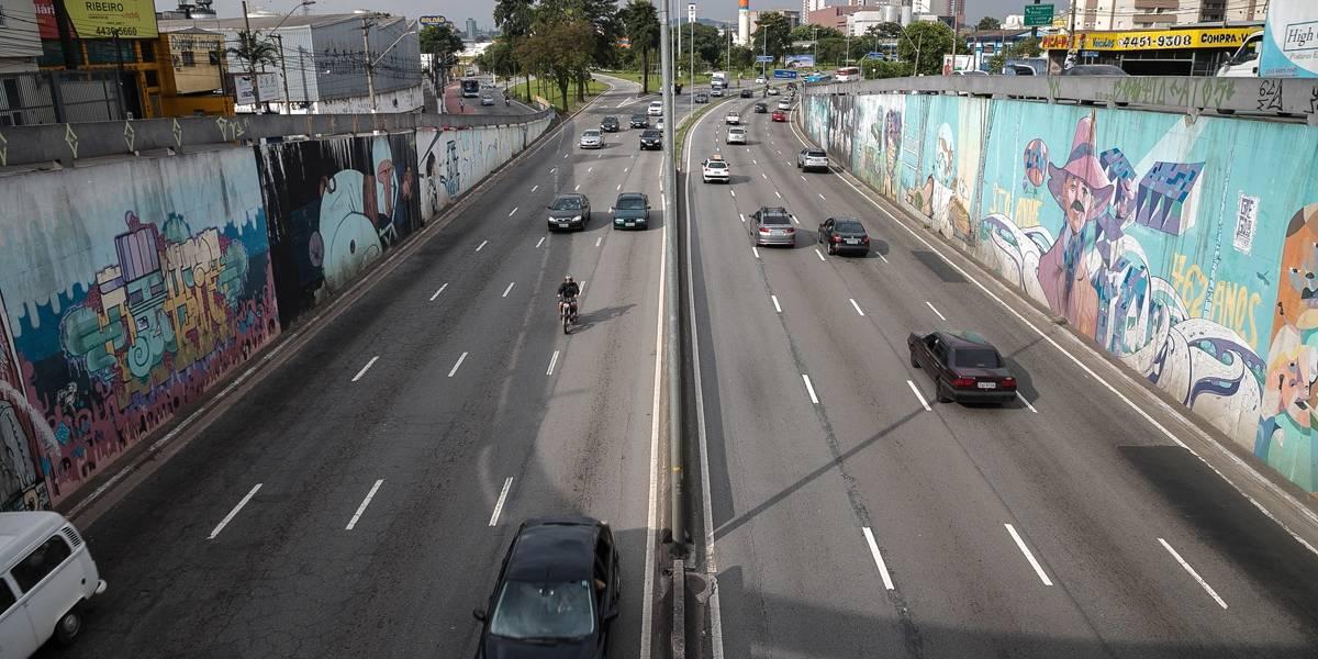 Prefeitura de Santo André abre inscrição para grafite no viaduto Santos Dumont