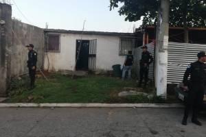 allanamientos en Escuintla contra banda El Sharawi