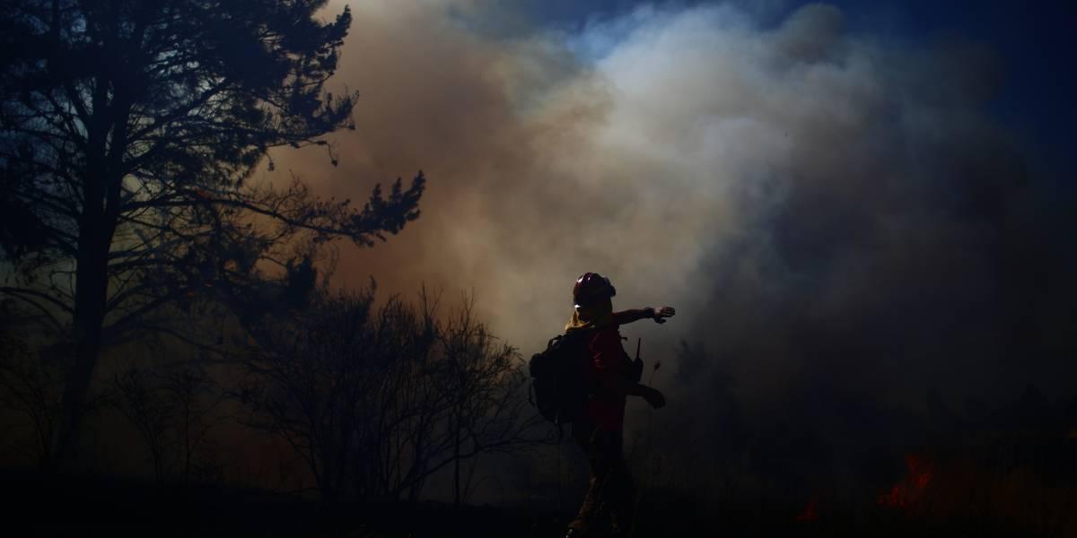 Fiscalía logra primera condena por incendio ocurrido bajo estado de excepción
