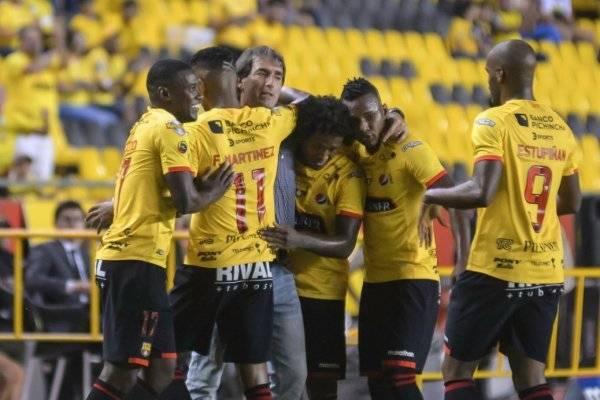 Liga pro Ecuador: Barcelona SC despide con goleada a Guillermo Almada