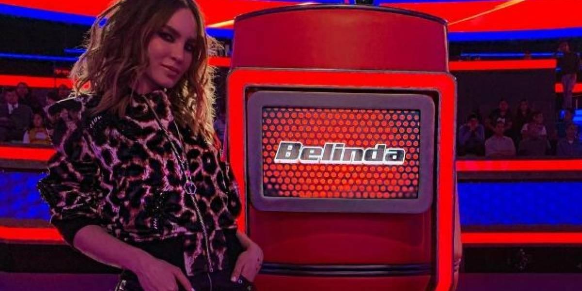 VIDEO: Belinda critica fuertemente una canción de Paulina Rubio y Ricardo Montaner le da la razón