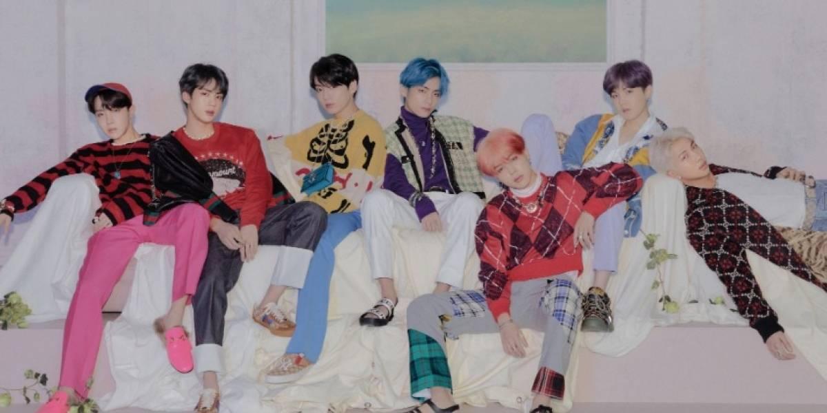 Grupo BTS lança novo álbum 'Map of the Soul: Persona'