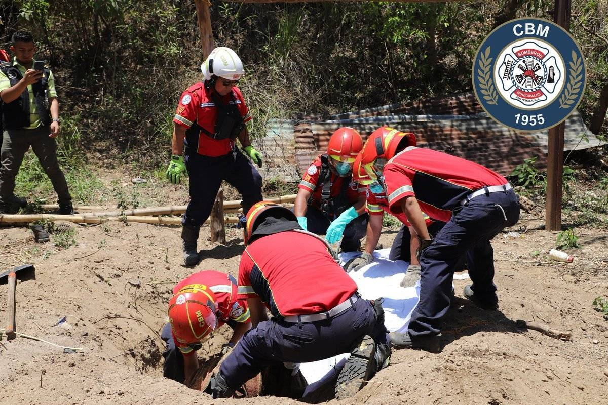 cadáveres de mujeres localizados en barranco de Villa Nueva