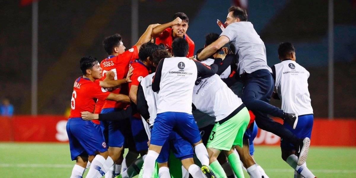 "La prensa uruguaya llora tras la remontada de la Rojita: ""Chile pagó con la misma moneda"""
