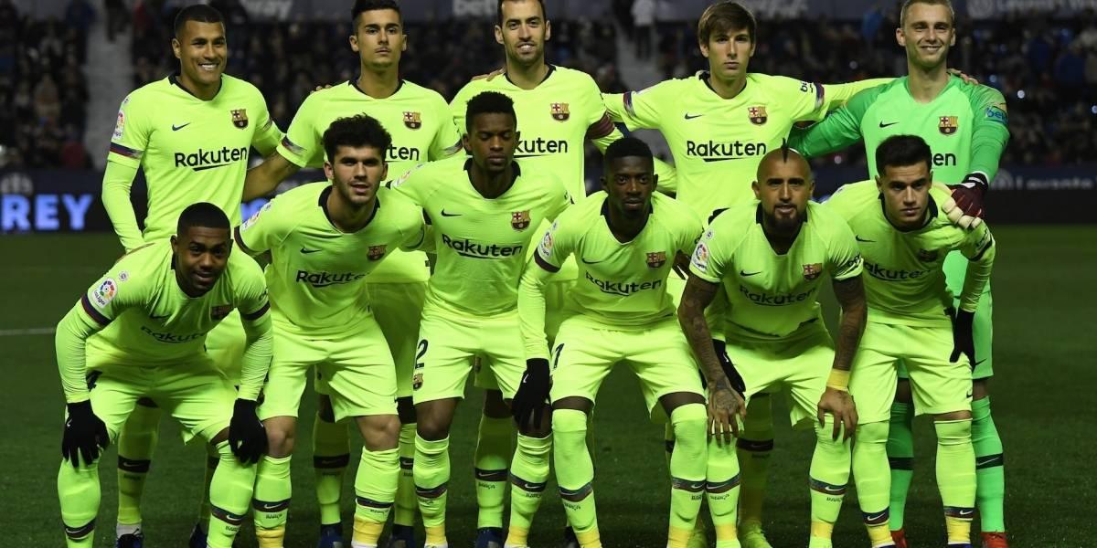 Barcelona, con su mente en Champions League, visita al Huesca por La Liga