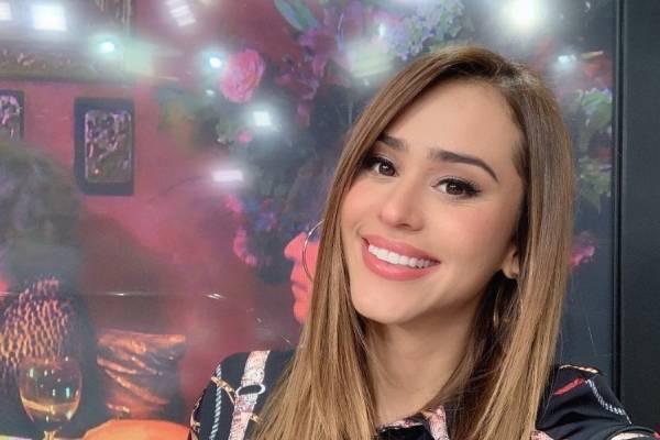 'La chica del clima más linda': Yanet García muestra los resultados de su disciplina con poca ropa