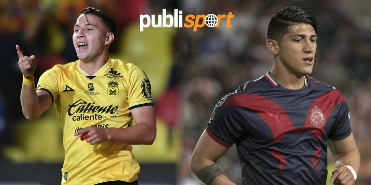 Morelia vs Chivas ¿Dónde y a qué hora ver el partido?