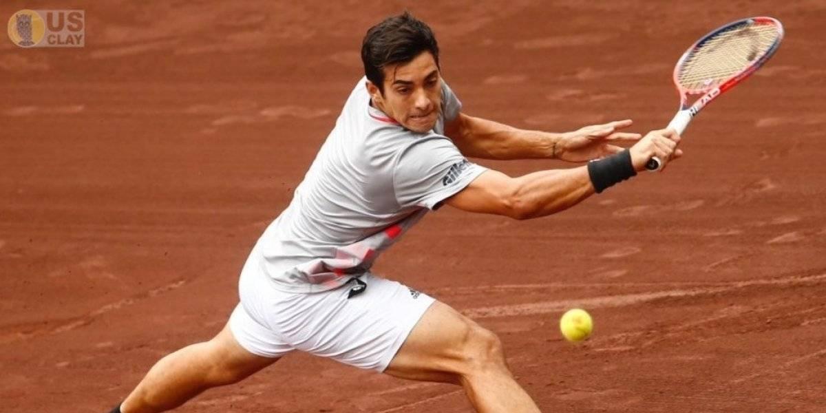 """Christian Garín sigue en """"modo Tanque"""" y de manera sólida se metió a las semifinales del ATP de Houston"""