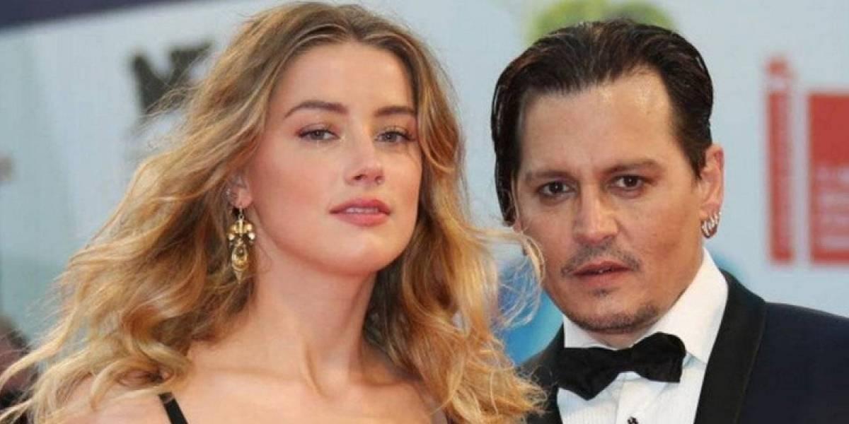"""Por ser un """"esposo violento"""", Johnny Depp pierde juicio contra diario inglés The Sun"""