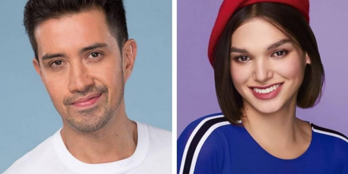 Héctor Morales confirma relación amorosa con Helénia Melán, destacada modelo trans
