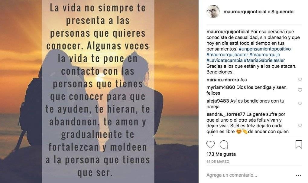 Mauro Urquijo