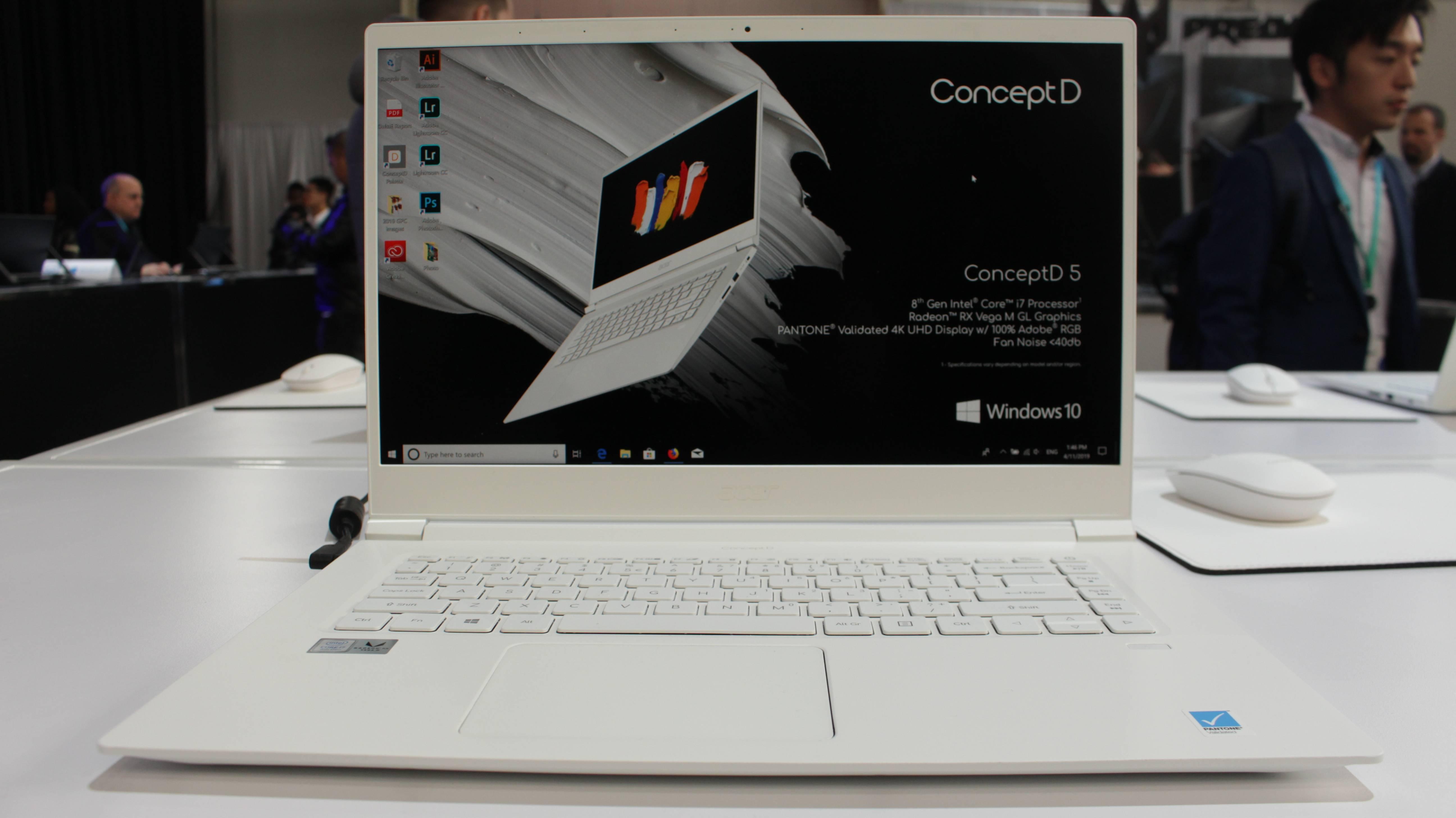 Esta es ConceptD, la nueva linea de Acer enfocada en los creadores de contenido