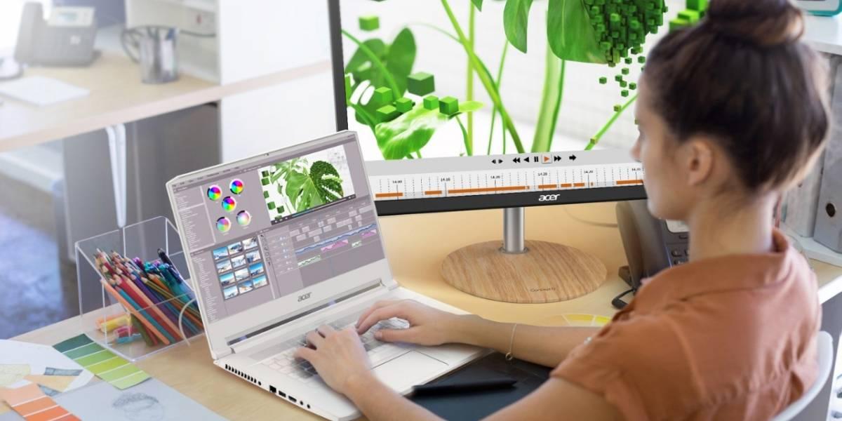Esta es ConceptD, la nueva linea de Acer enfocada en diseñadores, desarrolladores y demás profesionales creativos