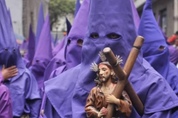 Cronograma de actividades en Quito para el feriado de Semana Santa