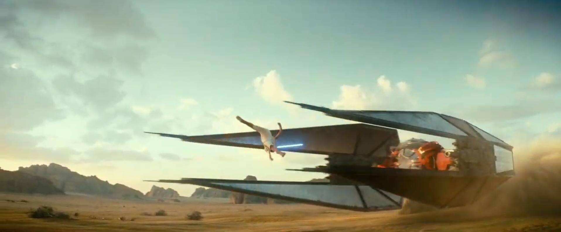Lo que nos dejó el trailer del Episodio IX de Star Wars: Darth Sidious está de vuelta