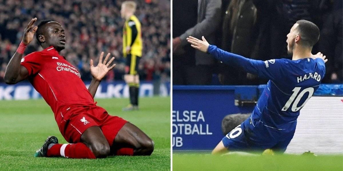 Campeonato Inglês: onde assistir ao vivo online o jogo Liverpool x Chelsea
