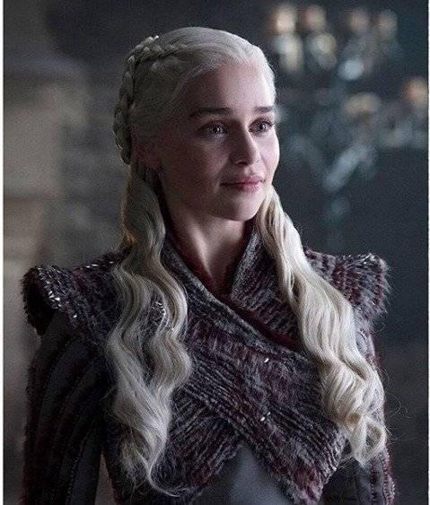 Daenerys Targaryen Game of Thrones 2